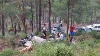 Piknik Dönüşü Uçuruma Yuvarlandılar