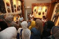 ABORJIN - Suriyeli Çocuklar Mask Müzesi'nde
