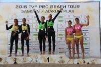 BEACH - TVF 2016 Pro Beach Tour Samsun Etabı'nda Şampiyonlar Belli Oldu
