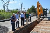FIRINCILAR - 20 Mahallenin Kanalizasyon Alt Yapısı Yenileniyor