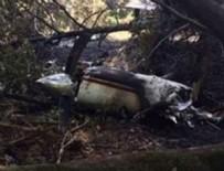 MISSISSIPPI - ABD'de feci uçak kazası