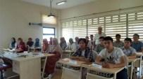 KAPALI ÇARŞI - Ahmet Yesevi Üniversitesi İlahiyat Fakültesi Öğrencileri Türkiye'de