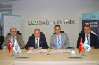 KWH - CLK Uludağ Elektrik'ten, Bursa'da 120 Bin Esnaf Ve Çalışana İndirimli Tarife