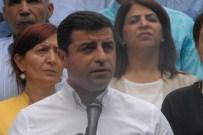 SEBAHAT TUNCEL - Demirtaş'tan Kayyum Açıklaması