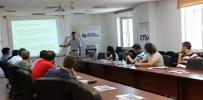 TEKNOPARK - Erciyes Teknopark'ta, 'Ardeb Sobag Tecrübe Paylaşımı Semineri' Düzenlendi