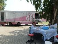 KAN TESTİ - Foça'da Ücretsiz Kanser Taraması