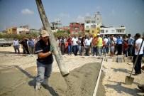 KONTROL NOKTASI - Güneş Mahallesi'ne Kapalı Semt Pazarı Yapılıyor