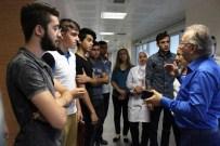 ÖĞRENCİ YURTLARI - İstanbul Rumeli Üniversitesi İlk Öğrencilerini Aldı