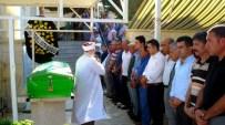 ABDURRAHMAN KOÇOĞLU - Kazada Ölen Genç Mühendis Toprağa Verildi