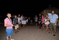 DENİZ KAPLUMBAĞALARI - Marmaris'te Yavru Caretta Carettalar Denizle Buluştu