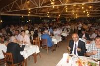 NUSRET DIRIM - Şehit Aileleri Ve Gaziler İçin Yemek Düzenlendi