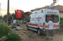 MOLLAKENDI - Şehit Ateşi Elazığ'a Düştü
