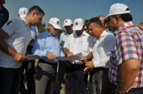 ÇİMENTO FABRİKASI - Soma'da 750 Kişiye İstihdam Sağlanacak
