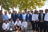 AHMET GAZI KAYA - TBMM Başkanı Karaman Kahta İlçesini Ziyaret Etti