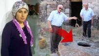 KıSKANÇLıK - Kayseri'de vahşet! Eltisinin çocuklarını çuvala koyup kuyuya attı