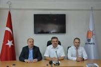VATANA İHANET - AK Parti Afyonkarahisar İl Başkanı İbrahim Yurdunuseven Açıklaması