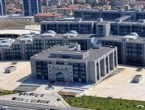 ANADOLU ADALET SARAYI - Anadolu Adliyesi'ne baskın