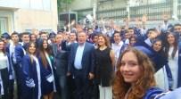 GEORGE WASHINGTON - Bahçeşehir Okulları Fen Ve Teknoloji Lisesi Öğrencilerinden Üniversiteye Yerleşmede Büyük Başarı