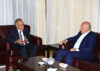 MEHMET SEKMEN - Başkan Sekmen'den, Çomaklı'ya Hayırlı Olsun Ziyareti