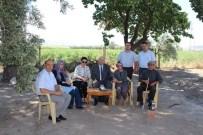OSMAN NURİ CANATAN - Bergama Kaymakamı'ndan Zeynep Nine'ye Anlamlı Ziyaret