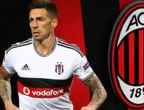 MILAN - Beşiktaş yıldızını 7.5 milyon Euro'ya satıyor