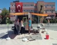 TERMİK SANTRAL - Bu Kafe Güneş Enerjisiyle Hizmet Veriyor