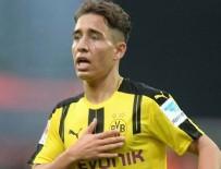 EMRE MOR - Emre Mor, Borussia Dortmund formasıyla ilk golünü attı!