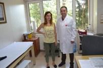 AYDOĞMUŞ - Genç Gazeteci Aydoğmuş Ameliyat Oldu