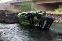ÇİMENTO FABRİKASI - Gümüşhane'de Trafik Kazası Açıklaması 1 Ölü