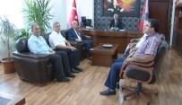 ÖLÜMSÜZ - MHP'den Emniyet Ve Jandarmaya Ziyaret