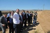 BİLİM SANAYİ VE TEKNOLOJİ BAKANLIĞI - Müsteşar Arslan Kırıkkale Silah İhtisas OSB'ni İnceledi