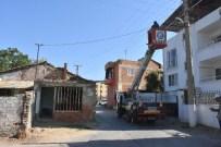 ŞIRINEVLER - Nazilli Belediyesi  291 Sokağın Engelini Kaldırdı