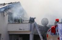 Plastik Kasa Fabrikasında Yangın