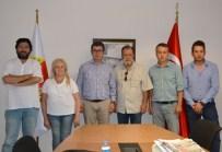AHMET ÜNAL - Şakir Süter Gazetecilik Yarışması Sonuçlandı