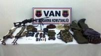 BİXİ - Van'da Uzun Namlulu Silah Ve Mühimmat Ele Geçirildi