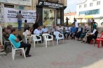 BELEDIYE İŞ - Varto'da Oturma Eylemi