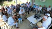 KULLAR - 17 Ağustos Deprem Şehitleri Başiskele'de Anıldı