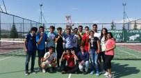VAN YÜZÜNCÜ YıL ÜNIVERSITESI - Ağrı'nın Gururu Tenisçiler Doğunun Şampiyonu Oldu