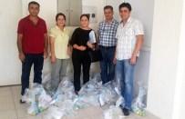 İLAÇ KALINTISI - Aydın'da İncir Bahçelerinde Pestisid Kontrolleri Yapıldı