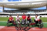 MİLLİ ATLETLER - Bağcılarlı Milli Atletler Rio'da Madalya İçin Koşacak