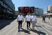EROL AYDIN - Başkan Toçoğlu Açıklaması 'Şehirde Kaçak Yapıya Geçit Yok'