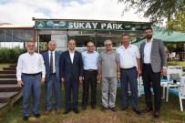 Başkan Üzülmez Ve Siyasi Parti Başkanları FETÖ Terör Örgütüne Karşı Ortak Çağrıda Bulundu