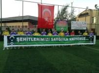 CIHANGAZI - Bozüyük Cihangazi Derneği, Şehitleri İçin Futbol Turnuvası Düzenledi