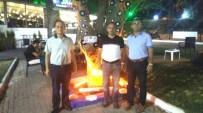 Burhaniye Kaymakamı Öner, Kampus Sahil Kafeyi Ziyaret Etti