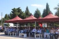 SERDİVAN BELEDİYESİ - Deprem Şehitleri Mezarı Başında Anıldı
