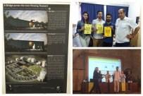 GIRNE - GAÜ Mimarlık Fakültesi'ne İtalya'dan Ödül