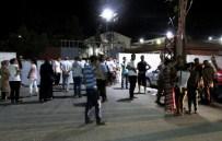 GAZİANTEP CEZAEVİ - Gaziantep'te Mahkumların Tahliyesi Başladı