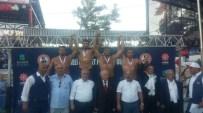 KAĞıTSPOR - Kağıtsporlu Güreşçiler Yeni Dereceler Kazandı