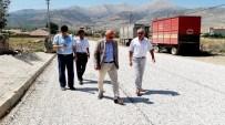Karaman Belediyesi'nden İlçe Belediyesine Asfalt Desteği