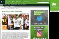 MARIO GOMEZ - Mario Gomez Wolfsburg'a transfer oldu